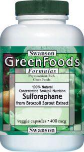 dobry suplement diety sulforafan